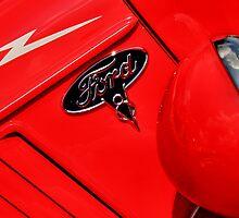 FORD V8 by Stuart Baxter