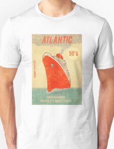 Atlantic Saftey Matches  T-Shirt