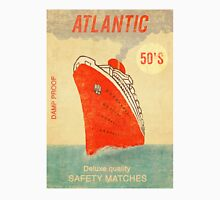Atlantic Saftey Matches  Unisex T-Shirt