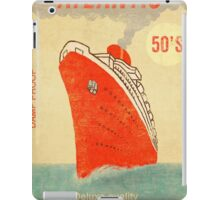 Atlantic Saftey Matches  iPad Case/Skin