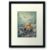 Seachange  Framed Print