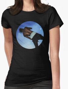 Days Before Rodeo Womens Fitted T-Shirt