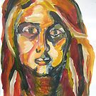 Self-portrait (Alice Neel) by greenpalindrome