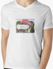Poetry-A Tribute Mens V-Neck T-Shirt