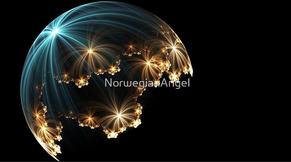 3D Jellyfish thing by NorwegianAngel