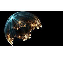 3D Jellyfish thing Photographic Print