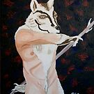 Wolf Spirit by Carolyn Cable