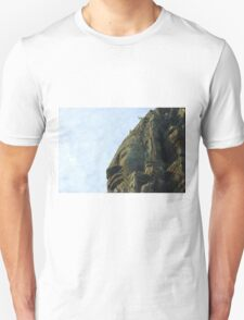 One of the 4 faces of a bayon tower Unisex T-Shirt