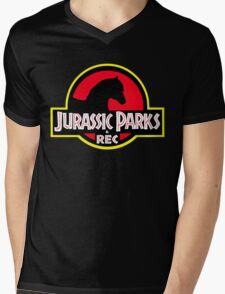 Jurassic Parks and Rec Clean T-Shirt