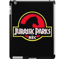 Jurassic Parks and Rec Clean iPad Case/Skin