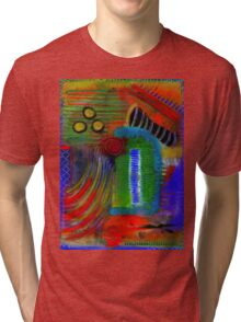 BE MINE Proposal at Jazz Night in the Park Tri-blend T-Shirt