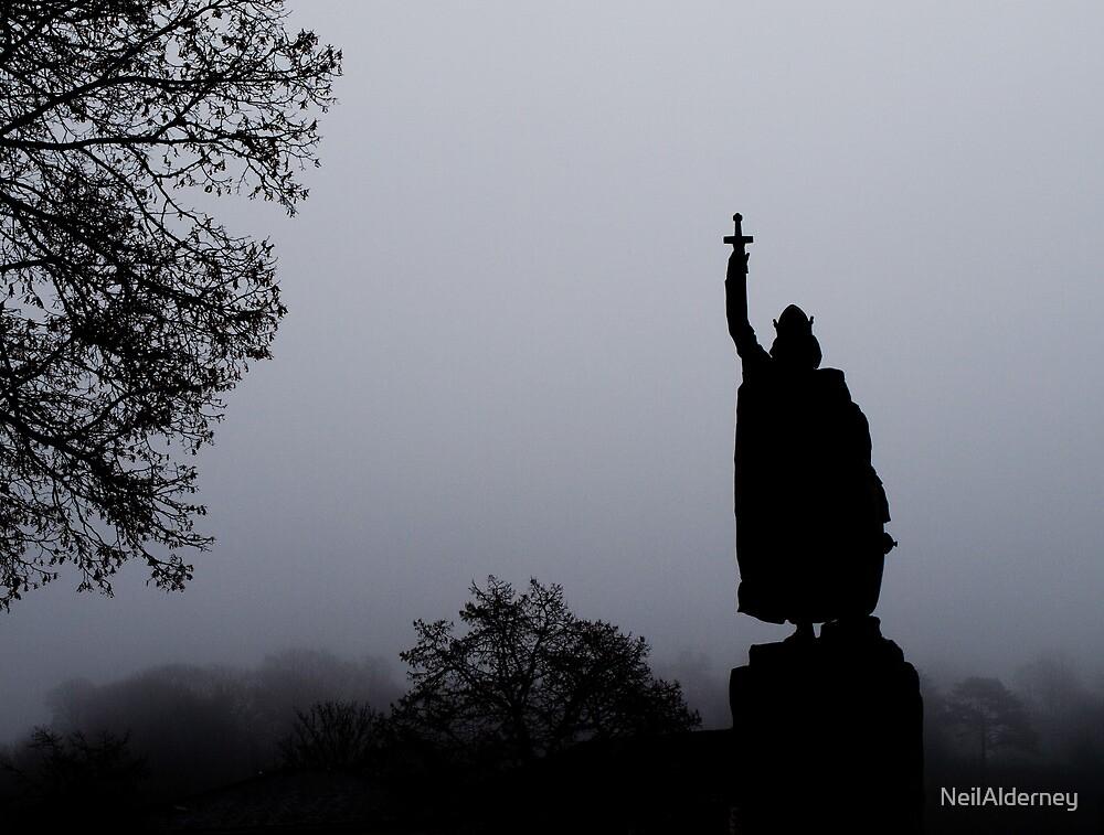 King of the Fog by NeilAlderney
