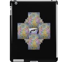 Chalk Mandala • (2014) iPad Case/Skin