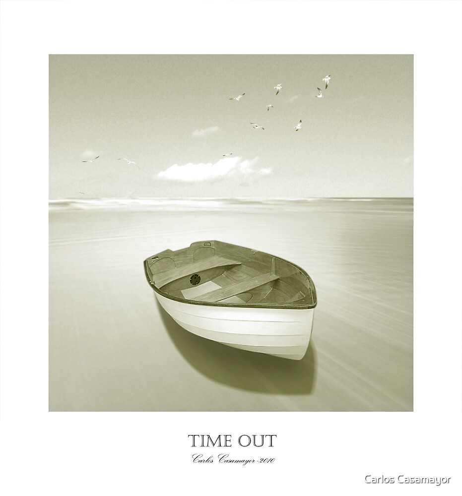 Time Out 10 by Carlos Casamayor