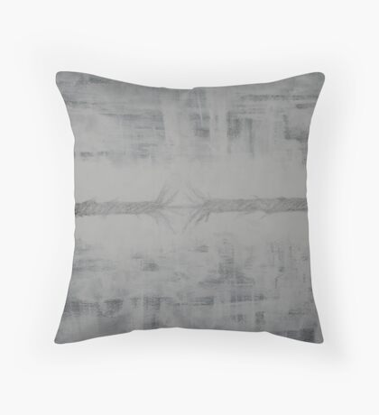 five thousand four hundred and five miles, seven hundred and something days Throw Pillow