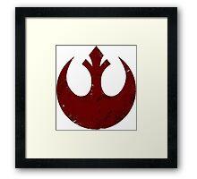 The Rebellion Framed Print