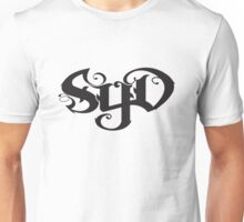 SYD  in black Unisex T-Shirt