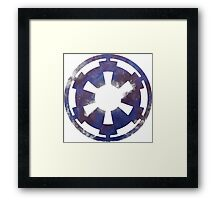 Remnants of the Empire Framed Print