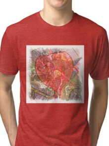 The Atlas Of Dreams - Color Plate 91 Tri-blend T-Shirt
