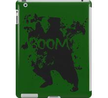 Boom  iPad Case/Skin