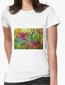 Miracle Valley Womens Fitted T-Shirt