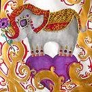 love elephant by Katie Hoisington