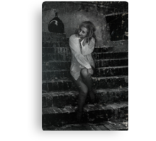 Late Nights and Romance Canvas Print