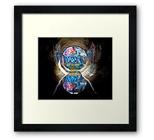 4th Dimension Framed Print