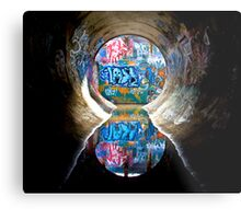 4th Dimension Metal Print