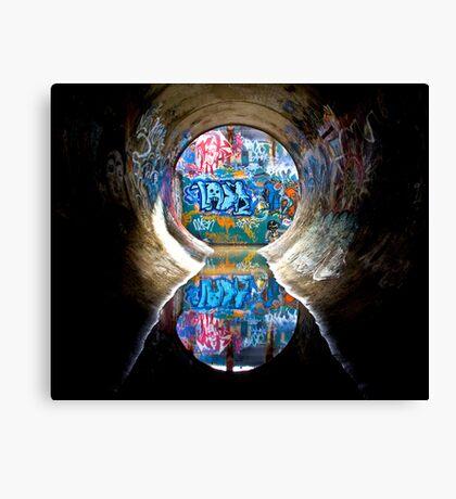 4th Dimension Canvas Print