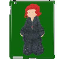 Plushie Black Widow iPad Case/Skin