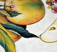 Apple Blossom by Mishnish