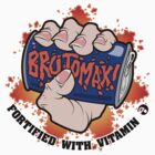 Brutomax! The T-Shirt! by Kobi-LaCroix