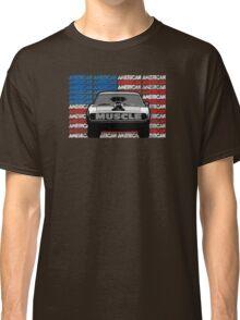 STREET RACING AMERICAN MUSCLE Classic T-Shirt