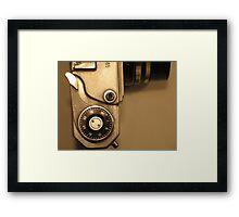 0-pixel Framed Print