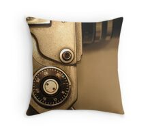 0-pixel Throw Pillow