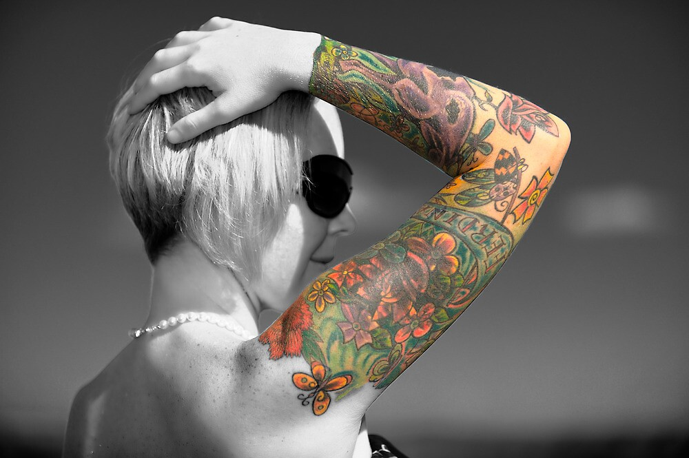 Tattoo 3 by doctorphoto