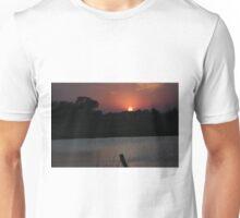Kansas Country Sunset Unisex T-Shirt