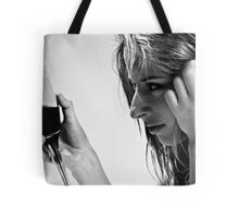 in the grip Tote Bag