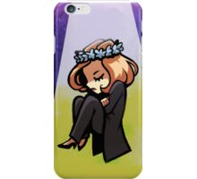 "Scully ""Sure. Fine. Whatever."" iPhone Case/Skin"