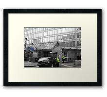 New Scotland Yard Framed Print
