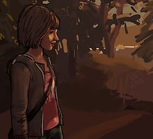 Max Caulfield by kelseyrmorgan