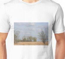 Kansas Colorful Countryside Unisex T-Shirt