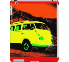 V Dub POP iPad Case/Skin