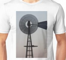 Country Windmill in MOTION Unisex T-Shirt