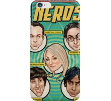 NERDS! iPhone Case/Skin