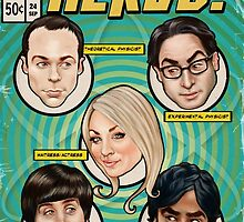 NERDS! by Amanda Clegg