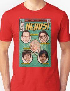 NERDS! Unisex T-Shirt