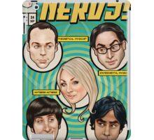 NERDS! iPad Case/Skin