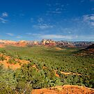Sedona Landscape by doctorphoto